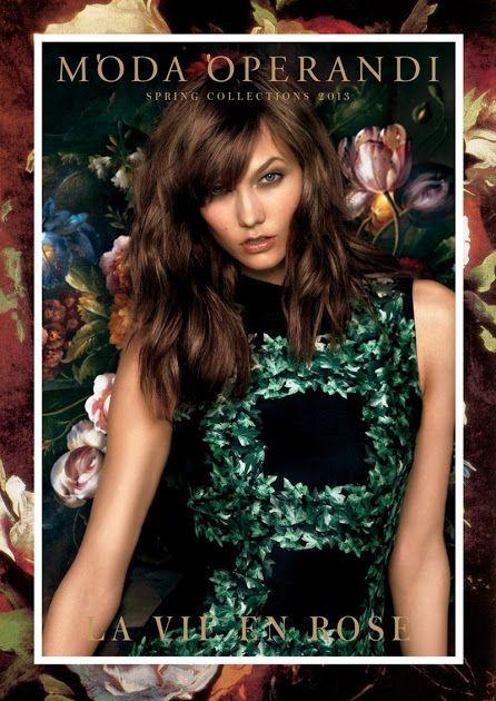 Moda Operandi La Vie en Rose, campaña primavera verano 2013 | Showroom Stilo