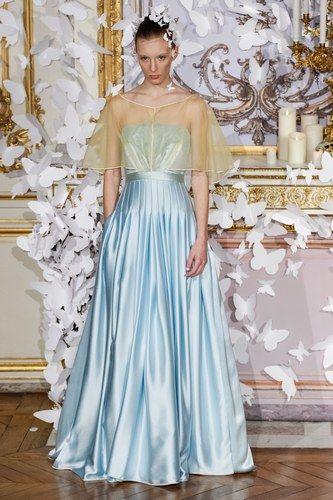Défilé Alexis Mabille Haute Couture Printemps-Eté 2014  #PFW #HauteCouture #AlexisMabille