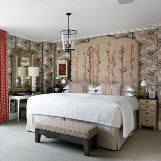 As Kit Kemp launches her new range for Anthropologie we look at some of our favourite schemes