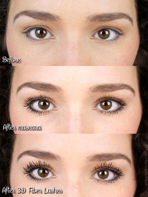 VIDEO: Get Super Long Lashes w/ Younique Moodstruck 3D Fiber Lashes - Review & Demo https://www.youtube.com/watch?v=UE6rS-VC6hk long thick natural eyelashes without false lashes before and after