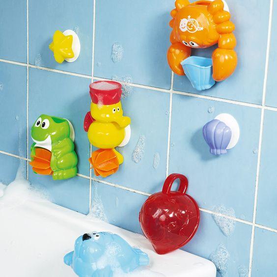 15€ Badewannen-Spielzeug, 8-teilig online bestellen - JAKO-O