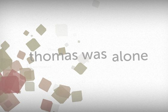 Thomas Was Alone: Touchy Puzzle Adventure Game, Gamesasgames