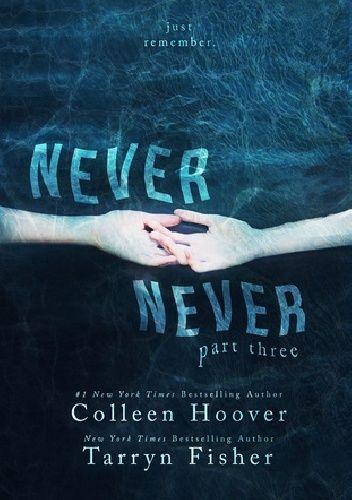Okładka książki Never Never: Part Three