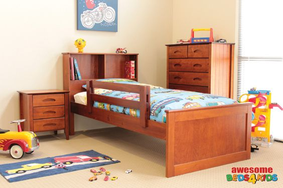 Awesome Beds 4 Kids - Buderim Trundle Bed, $998.00 (http://www.beds4kids.com.au/buderim-trundle-bed/)
