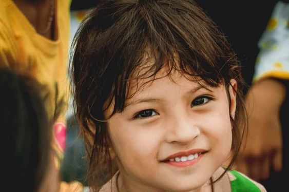Ketegaran Bocah Cantik 3 Tahun Korban Gempa Palu