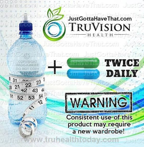 Looking to lose weight? Have you heard of #TruVision? Discover what it can do for you at www.truhealthtoday.com