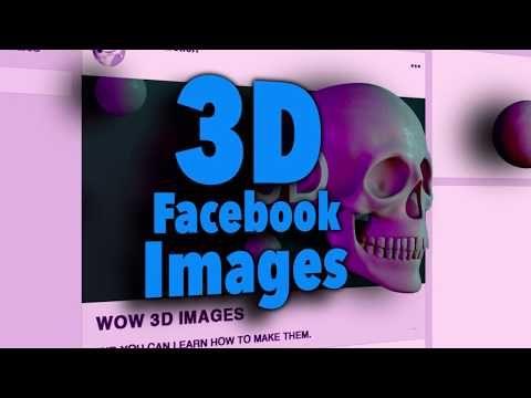 How To Make Facebook 3d Images Using Blender 3d Youtube Make Facebook Blender 3d Blender Tutorial