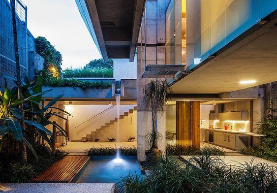 House in São Paulo by SPBR