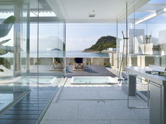Glass House by NAF Architect & Design
