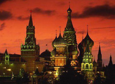 Cremlino, Moscow