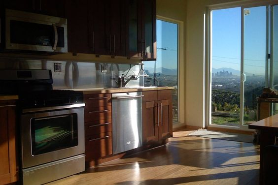 Hill Top House with Views of LA - vacation rental in Culver City, California. View more: #CulverCityCaliforniaVacationRentals