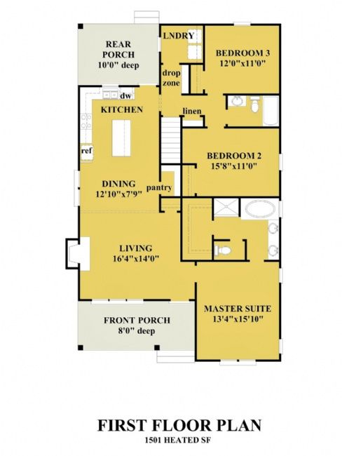 All House Plans Greenfield Cottage Greenfieldcottage Small House Floor Plans Cottage House Plans House Plans