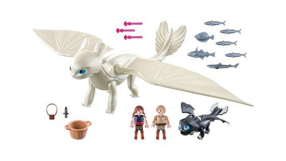 Playmobil 70038 Dragons Tagschatten Und Babydrachen Mit Kindern Babydrache Drachenlicht Playmobil