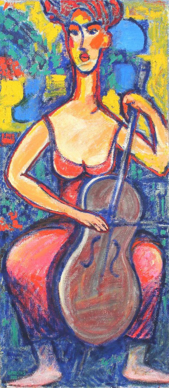 """""""Solo Cello"""" Gavrilita Serj"""