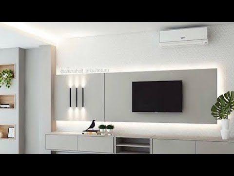 Stylish Modern Tv Wall Unit Design Ideas Youtube Modern Tv Wall Units Wall Unit Designs Wall Tv Unit Design