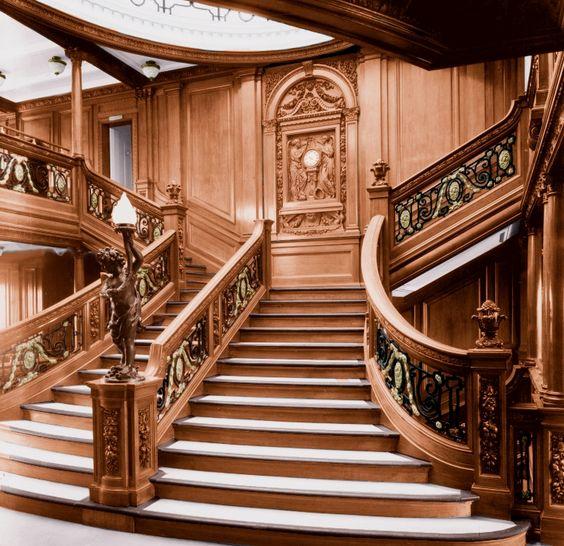 titanic grand staircase vi - photo #10