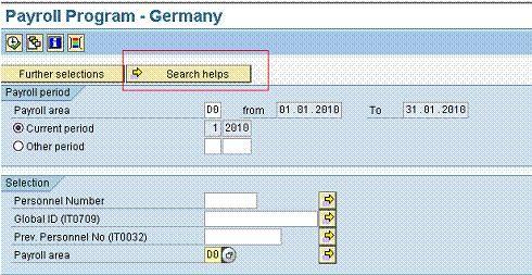 What is Matchcode W ? sap hr payroll SAP HR\/HCM Training Pinterest - sap hr payroll consultant resume