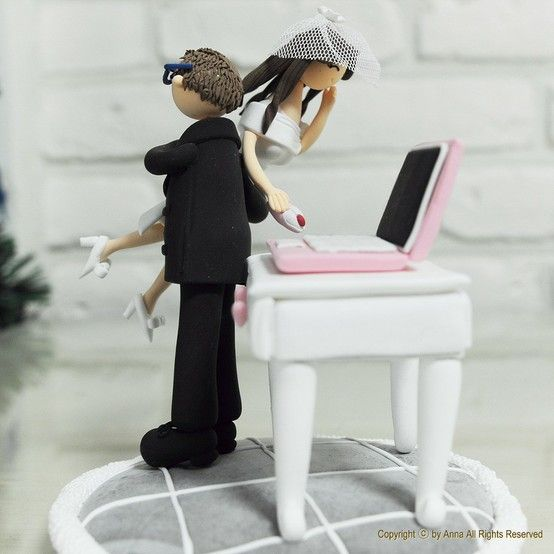 Wedding: Cake Toppers