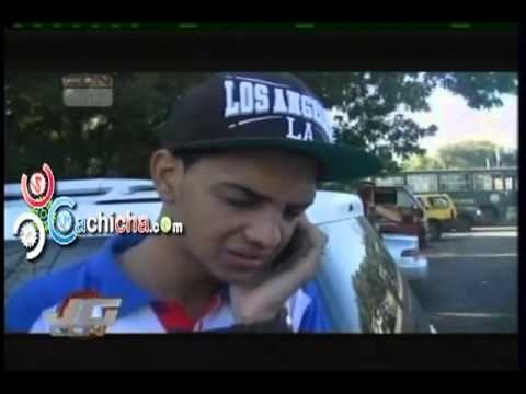 Novio de la menor de 17 Muerta por Desconocido en Atraco en santiago Habla Llorando Como Paso Todo #video | Cachicha.com