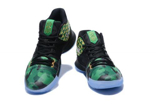 Cheap Priced Nike Kyrie 3 PE Shamrock