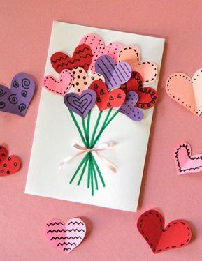 Fete Des Meres Idee 1001+ idées pour carte de fête des mères à faire vous mêmes
