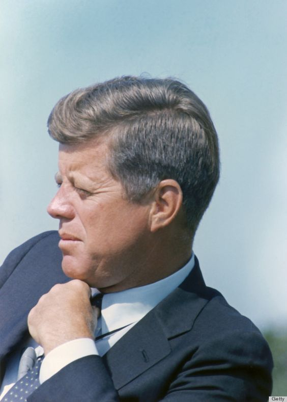 Great JFK: