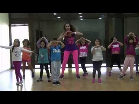Zumba Kids Jr - Mundo de Colores - YouTube