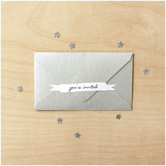 Nice Package Design Wedding Stationary via One Hitched Lane