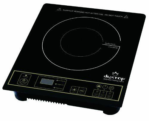 Duxtop 8100mc 1800w Portable Induction Cooktop Countertop Burner Gold Induction Cooktop Induction Cooking Cooktop