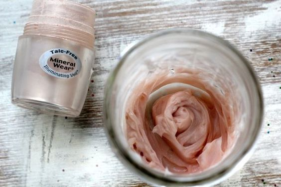How To Make Homemade Lotion with Shimmer