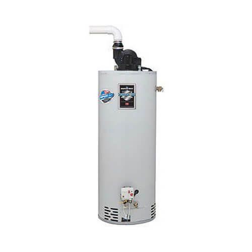 Rg1pv50s6n Bradford White Rg1pv50s6n 50 Gallon 40 000 Btu Ttw Power Vent Energy Saver Residential Water Heater Nat Gas Energy Saver Water Heater Heater