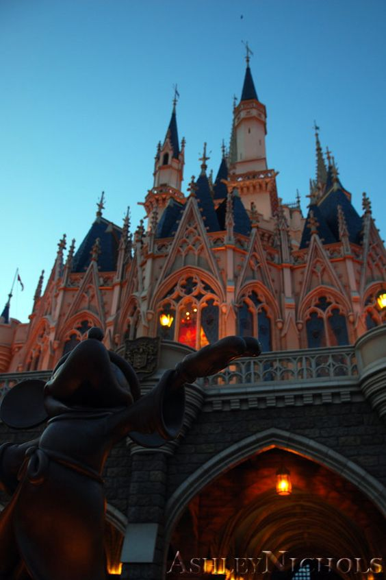 A Magical Evening (Tokyo Disney) by Ashley Nichols  bit.ly/ashleynichols