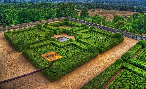 El Escorial jardines
