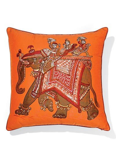 birkin bag hermes replica - Hermes Beloved India pillow. In orange. Stunning. | Home and ...