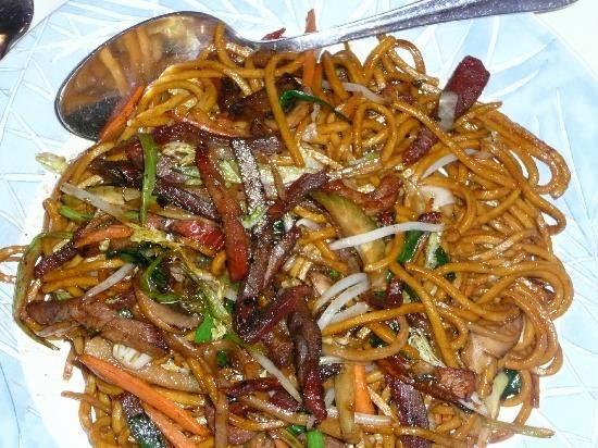 Recipe for asian roast pork
