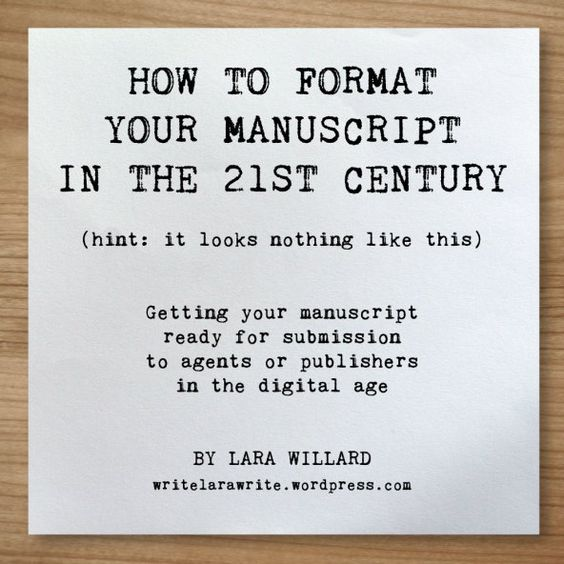 How to Format a Book: 10 Tips Your Editor Wants You To Know