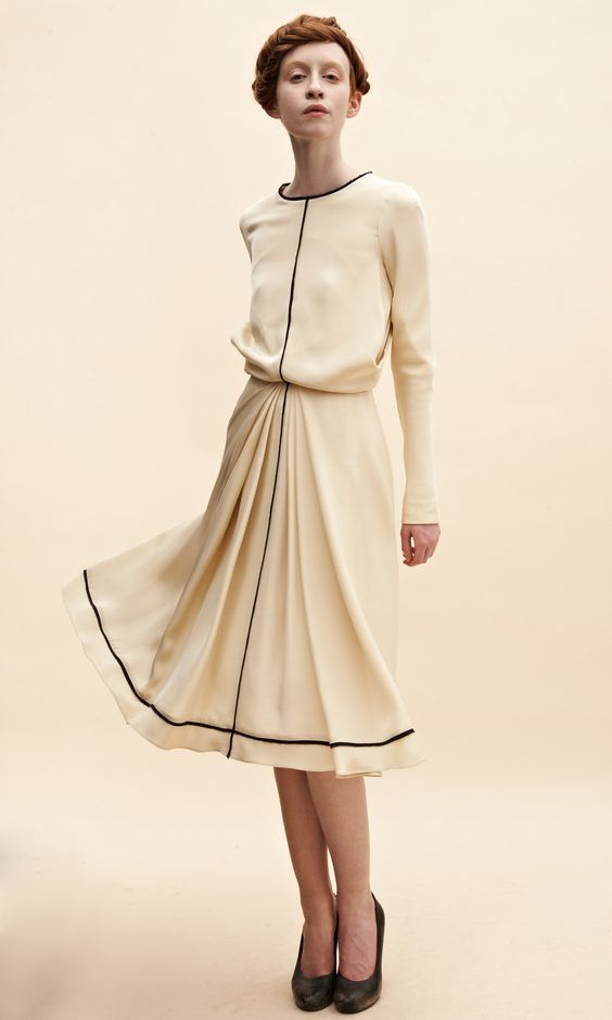 Edeline Lee - Autumn 2012 collection