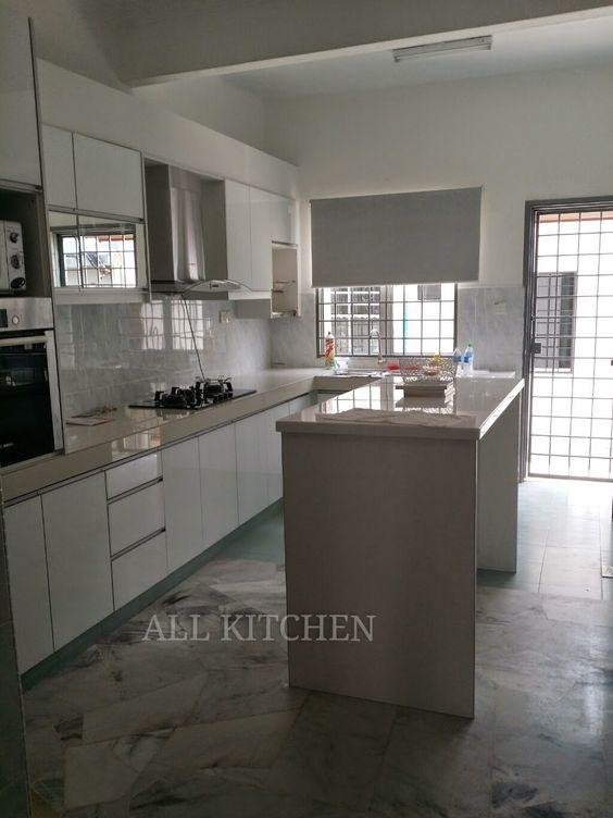 Delightful ALL KITCHEN KABINET DAPUR: Kabinet Dapur Bukit Antarabangsa | Kitchen U0026  Dining | Pinterest | Kitchens, Kitchen Dining And Dining