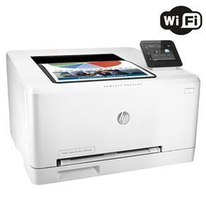 Impressora Laser Color Wireless Laserjet Pro M252dw B4a22a Hp