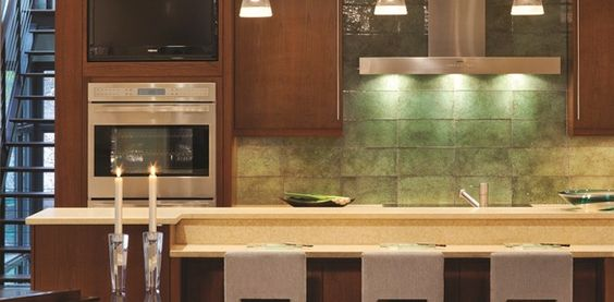 Universal design providing accessibility for all, and a transition between traditional and contemporary, gives an Atlanta kitchen staying power.