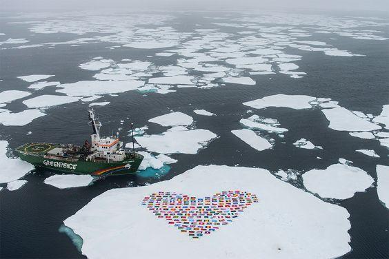 Después de más de 3 años defendiendo al Ártico de las perforaciones petroleras, Shell abandona la región