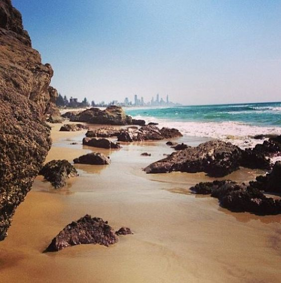 The Gold Coast has skipped straight to summer!
