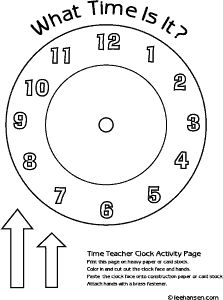 time teacher clock coloring page education pinterest activities clock faces and coloring. Black Bedroom Furniture Sets. Home Design Ideas