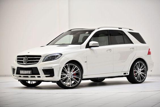 IAA 2013: BRABUS B63S – 700 WIDESTAR – veredelter GL 63 AMG aus Bottrop | Mercedes-Benz Passion Blog