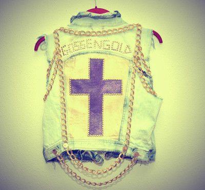 colete cruz