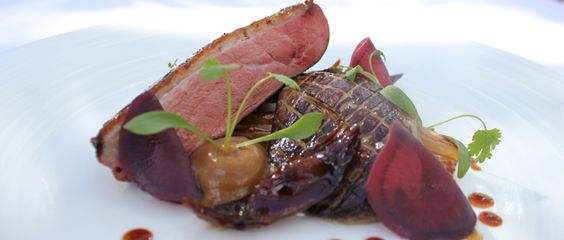 Roast duck with braised endive | Recipes: Mains | Pinterest | Roast ...