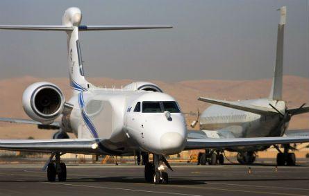 Israeli Gulfstream G550-based AEW Israeli air force