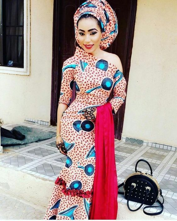 2019 Gorgeous Ankara Long Gowns for Weekend