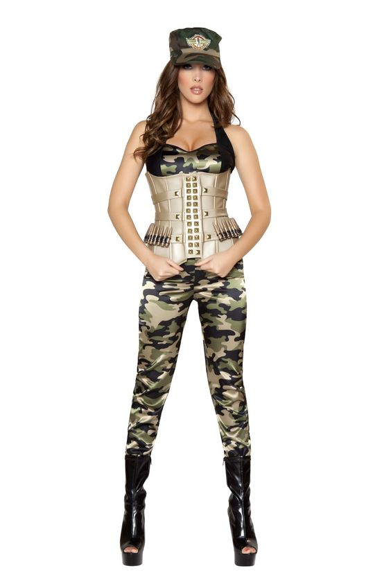 camouflage pants women