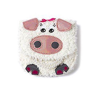 Fuzzy Pig Wallet